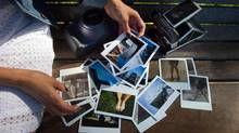 Fujifilm's Instax line has flown off the shelves since being featured in Vanity Fair's 'must buy list' last year. (Fred Lum/Fujifilm)