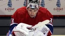 Montreal Canadiens goalie Carey Price (Ryan Remiorz/THE CANADIAN PRESS)