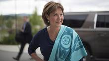 B.C. Premier Christy Clark needs to remember that the tax is having precisely the effect she, and a broader public, hoped it would, Gary Mason writes. (JONATHAN HAYWARD/THE CANADIAN PRESS)