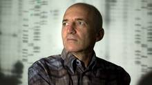 Dr. Michael Hayden is a world-renowned expert on Huntington's, a neurodegenerative disorder. (John Lehmann/The Globe and Mail/John Lehmann/The Globe and Mail)