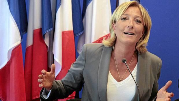 world europe threshold french presidency marine