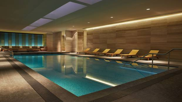 Four Seasons Toronto Offers A Truly High Calibre Spa Day The Globe And Mail