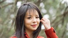 Anastasia Lin, Canada's Miss World contestant, says China is preventing her from getting a visa to attend the Miss World pageant because of her human rights comments about the country. (Frank Gunn/AP)