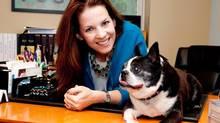 Dogtopia CEO Amy Nichols founded Dogtopia in 2002 in Tysons Corner, Va. (Dogtopia)