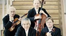 Tokyo Sting Quartet (Marco Borggreve)