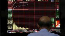 Despite volatility, investors should stay firm in their commitment to Chinese equities. (ALY SONG/REUTERS)