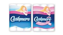 Stunning designs created from 100% pure, soft luxurious Cashmere® Bathroom Tissue. (Supplied)