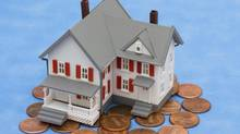House mortgage payments (Photos.com)