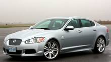 2010 Jaguar XFR Credit: Dan Proudfoot for The Globe and Mail