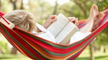 Senior Woman Relaxing In Hammock With Book (Catherine Yeulet/Getty Images/iStockphoto)