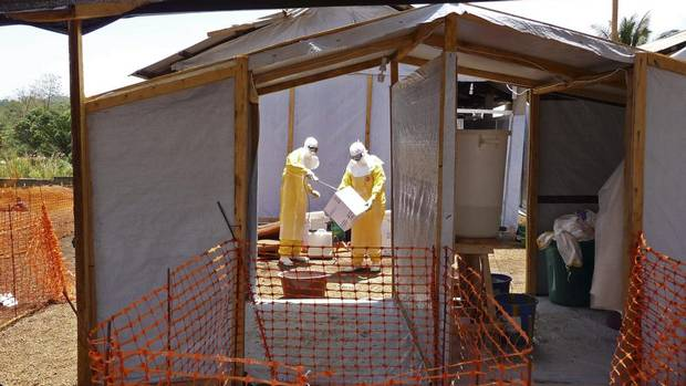 Systemic problems made Africa vulnerable to Ebola