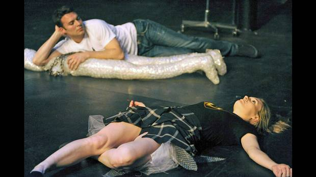 'Gruesome Playground Injuries' is a grossly entertaining production