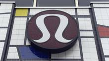 "Lululemon Athletica placed ninth on the list of Interbrand's ""Best Canadian Brands"" report. (Fred Lum/The Globe and Mail)"