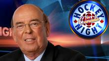 Hockey Night in Canada play-by-play veteran Bob Cole. Photo: CBC (CBC)