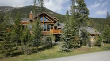 Done Deal, 520 Silvertip Pointe, Canmore, Alberta. (Craig Douce)
