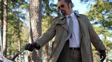 """A scene from """"The Iceman"""""""