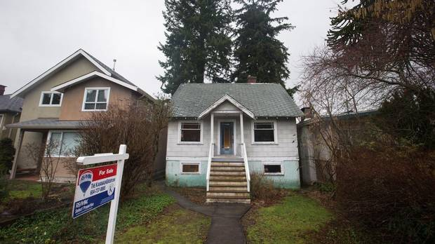 1930s knockdown listed for 2 4 million typical in for Vancouver house plans