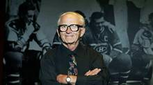 Montreal sports writer Red Fisher has retired after 58 years. Oh the changes he saw in hockey over the decades. (The Canadian Press)