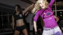 Madonna chose Toronto as the eighth location for her Hard Candy Fitness centre.