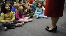 Two new studies show that children born just before kindergarten age cut-off dates are more likely to be diagnosed with attention-deficit-hyperactivity disorder. (Fred Lum/Fred Lum/The Globe and Mail)
