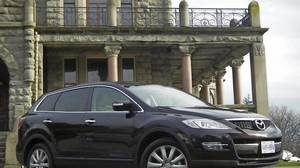 2010 Mazda CX-9 Credit: Ted Laturnus for The Globe and Mail