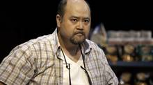 Paul Sun-Hyung Lee in the Soulpepper production of Kim's Convenience (Cylla von Tiedemann)