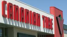 A Canadian Tire store is shown in Levis, Que., Monday, May 9, 2011. (Jacques Boissinot/THE CANADIAN PRESS)