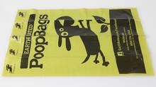 Dog poop bag (Deborah Baic/The Globe and Mail)