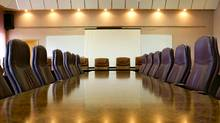 Board room (Oleg Prikhodko/Oleg Prikhodko/iStockphoto)