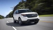 2013 Ford Explorer Sport (Ford)