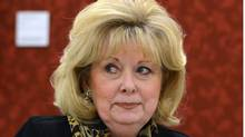 The audit of Senator Pamela Wallin goes to a full Senate committee at 5:30 p.m. Monday for its review and recommendations. Ms. Wallin will also receive a copy of the audit on Monday. (SEAN KILPATRICK/THE CANADIAN PRESS)