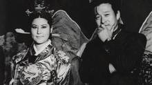 Choi Eun-hee and Shin Sang-ok in The Lovers and the Despot. (Magnolia Pictures)