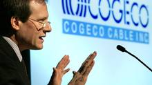 File photo of Cogeco Cable Inc. president and CEO Louis Audet. (J.P. Moczulski/CP)