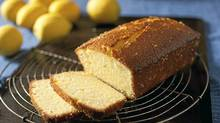Juicy lemon loaf (Tim Fraser for The Globe and Mail)