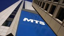 The MTS building in downtown Winnipeg is seen in this file photo. (Joe Bryksa/CP)