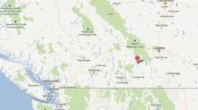Fairmont Hot Springs, B.C. (Google Maps)