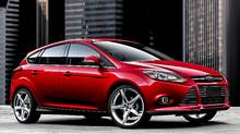 2012 Ford Focus (Ford Ford)