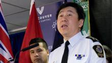 Vancouver Police Chief Jim Chu (GEOFF HOWE For The Globe and Mail)