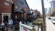 Sales in the GTA were up 5.7 per cent in August while prices jumped 10.3 per cent year over year. (Glenn Lowson For The Globe and Mail)