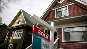 Home resales hit second-best month in nearly six years