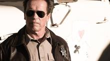 Arnold Schwarzenegger in The Last Stand. (AP)