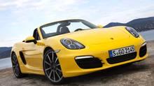2013 Porsche Boxster (Porsche)