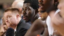Saint Bonaventure and forward Andrew Nicholson will face Florida State in the first round of the NCAA men's basketball tournament. CRAIG MELVIN (CRAIG MELVIN)