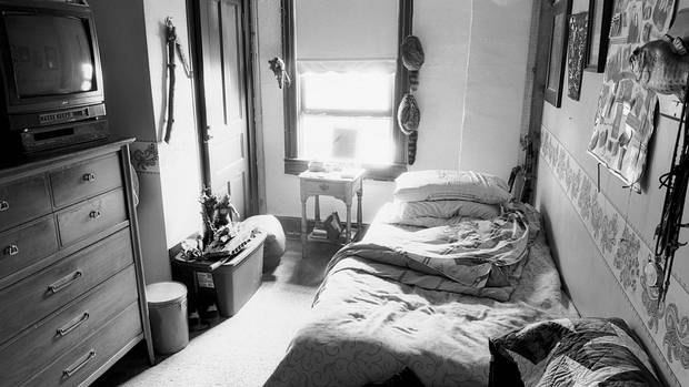 the absent bedrooms of the fallen a heartbreaking reminder of the