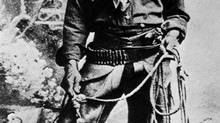 Nat Love, who earned the nickname Deadwood Dick performing at a rodeo in Deadwood City in the Dakota Territory, was born a slave in Tennessee but lived a heroic life in the Old West.