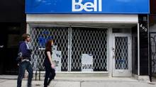 BCE and Astral Media are poised to announce a new takeover deal that seeks to overcome regulatory opposition with a plan to auction off a number of Astral's English broadcast assets. (Michelle Siu For The Globe and Mail)