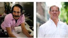 Dov Charney, left and Chip Wilson (Neville Elder for The Globe and Mail and Rafal Gerszak for The Globe and Mail)