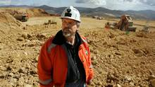 Brant Hinze, president and operating chief of Kinross Gold Corp. is to retire Oct. 1. Mr. Hinze is shown in a 2005 file photo. (RUTH FREMSON/NYT)