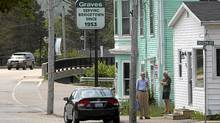 Bridgetown, N.S., was left without a municipal government after the mayor and council resigned in the face of a financial crisis. (Mike Dembeck/Mike Dembeck for The Globe and Mail)