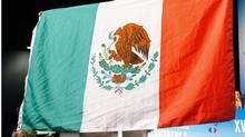 Flag of Mexico. (J.P. Moczulski/Reuters/J.P. Moczulski/Reuters)